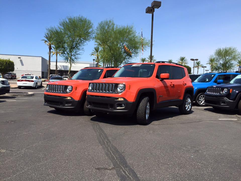 Jeep Renegade Trailhawk Lift >> Daystar lift kit teased - Page 2 - Jeep Renegade Forum