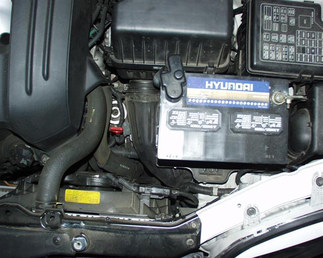 Hyundai Santa Fe Spark Plug replacement on a V6 Cyl on 2001 hyundai elantra fuse box location, 2000 buick lesabre wiring-diagram, 2001 hyundai accent radio wiring, 2003 kia spectra wiring-diagram, 2001 hyundai tiburon, 2001 hyundai accent transmission diagram, hyundai accent wiring-diagram, 2013 hyundai sonata wiring-diagram, 2001 hyundai santa fe wiring-diagram,
